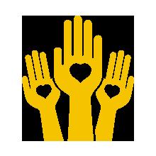 hands-yellow