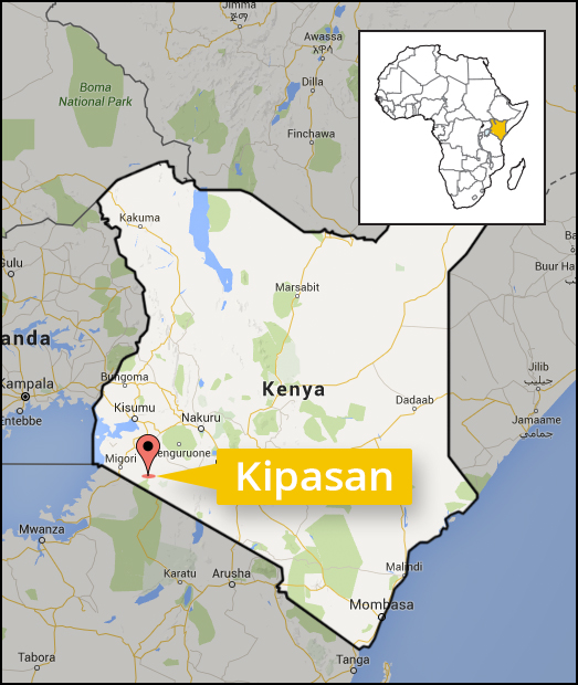 Kipasan Sponsor A Village Community