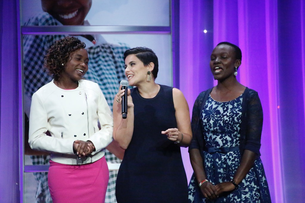 Nelly Furtado at the 8th Unstoppable Gala